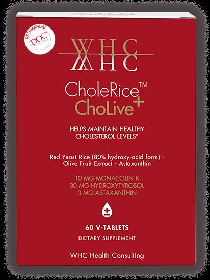 Imagine CholeRice™ + ChoLive