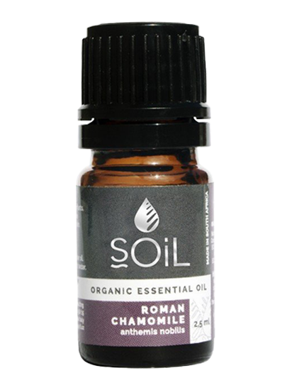 Picture of SOiL Ulei Esential Musetel Roman 100% Organic