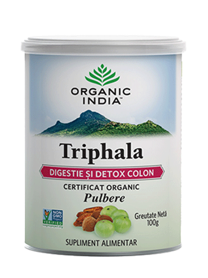 Picture of Organic India Triphala Pudra 100g