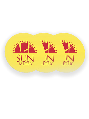 Picture of SUN METER - 14 patches