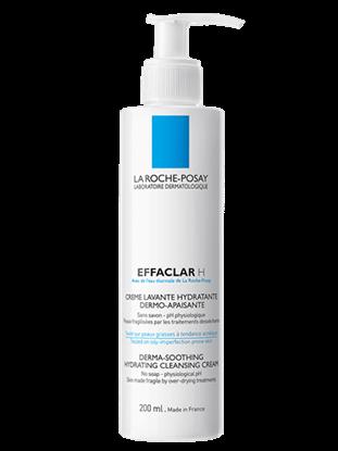 Imagine Crema de curățare hidratantă și calmantă Effaclar H, de La Roche-Posay