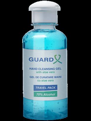 Imagine GUARD X Duo Travel Pack Gel de curățare maini
