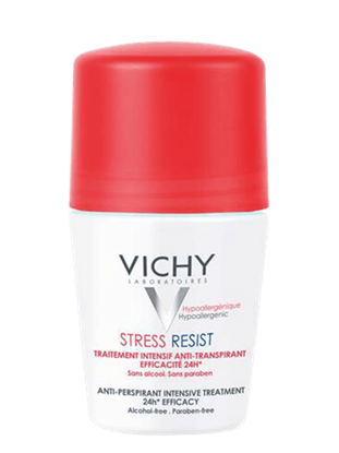 Imagine Vichy Deo roll-on stress-resist