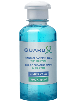 Picture of GUARD X Duo Travel Pack Hand Gel Sanitizer