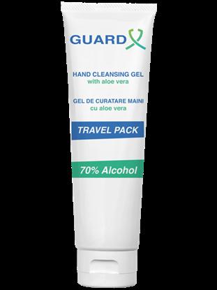 Imagine  GUARD X Uno Travel Pack ,Gel de curățare maini
