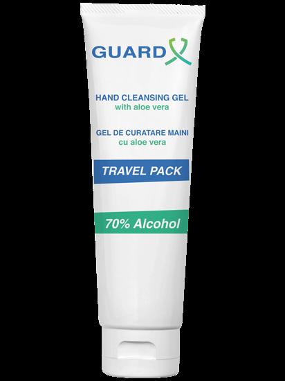 Picture of GUARD X Uno Travel Pack, Gel de curățare maini
