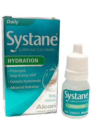 Imagine Systane Hydration soluție oftalmică