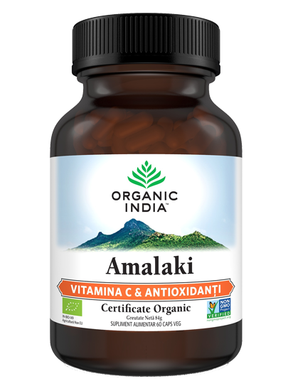 Picture of ORGANIC INDIA Amalaki | Vitamina C & Antioxidanti Naturali