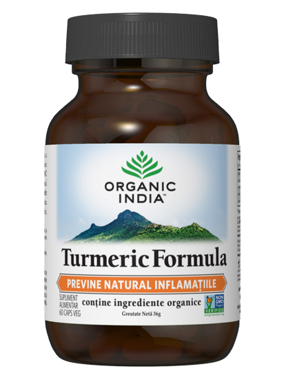 Picture of ORGANIC INDIA Turmeric Formula| Antiinflamator Natural