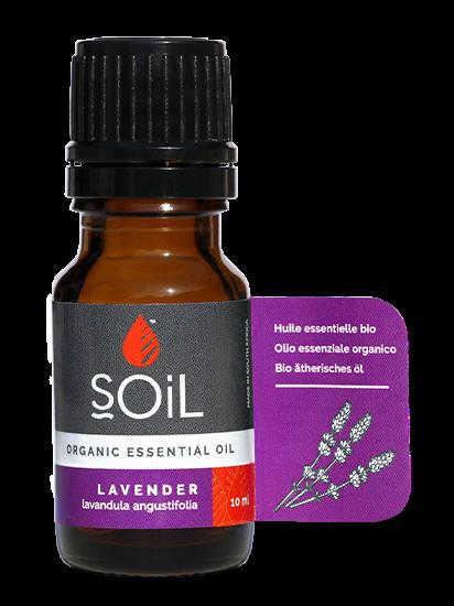 Picture of SOiL Ulei Esential Lavender 100% Certificat Organic
